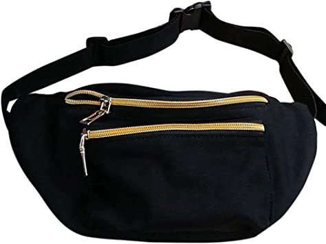 Amazon.com | Black Fanny Packs For