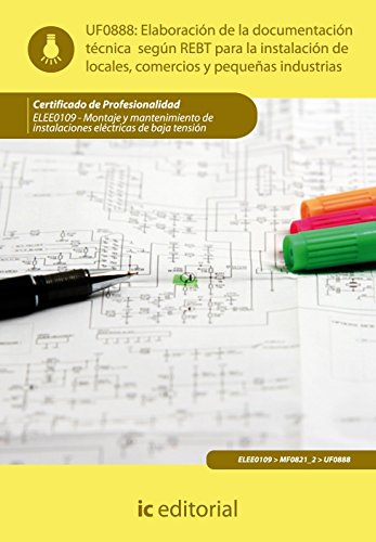 Elaboracion de la documentacion tecnica segun el rebt para la instalacion de locales, comercios y pequenas industrias....