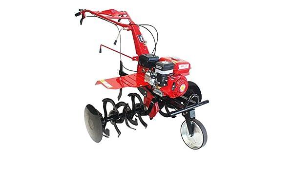Motoaza de transmisión por cadena grande com potente motor a ...