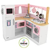KidKraft 53185 Grand Gourmet Corner Kitchen