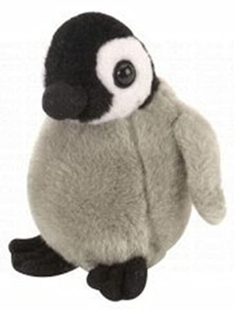 Wild Republic Mini Cuddlekins Pinguin 10844 Wild Republic Pinguin 17cm Stofftiere
