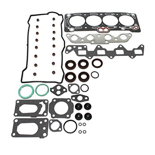 DNJ HGS920 Graphite Head Gasket Set for 1988-1993 / Geo, Toyota/Celica, Corolla, Prizm / 1.6L / DOHC / L4 / 16V / 1587cc, 98cid /4AF, 4AFE