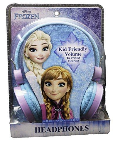 Disney Frozen Kid Friendly Headphones product image