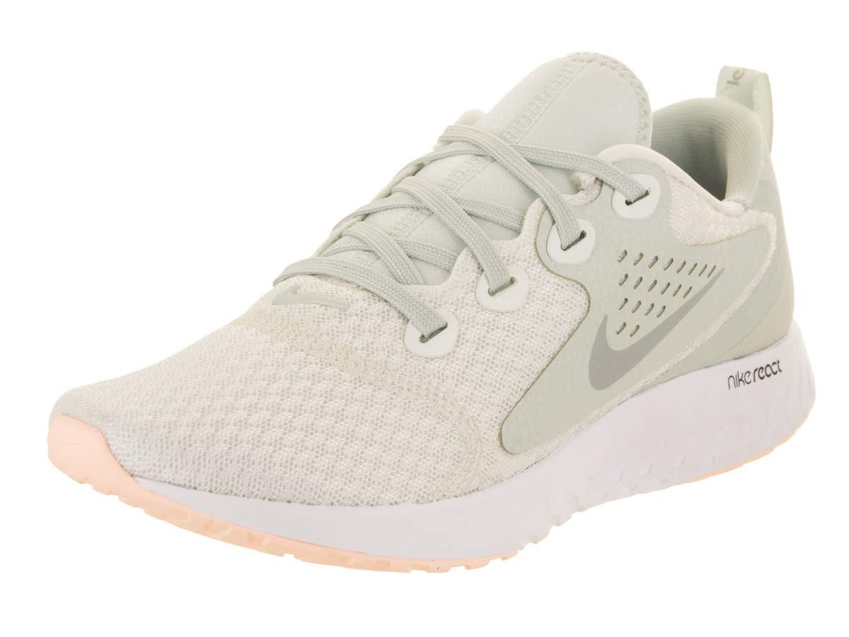 Galleon - Nike Women s Legend React Summit White Wolf Grey Running Shoe 9 Women  US cca534806