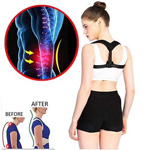 Posture Corrector for Women Men - Posture Brace...