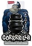 EBI Gorrrrilla Classic Rubber Toy - Black size L
