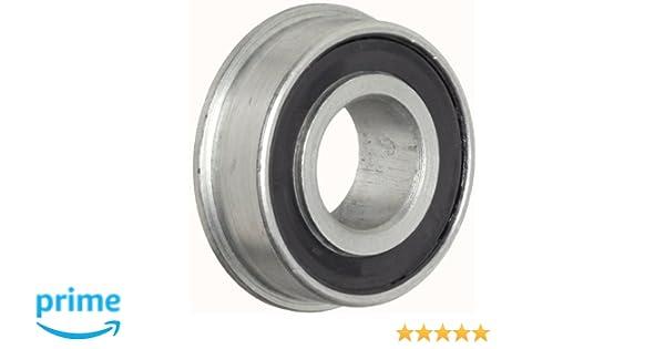 3//4 ID X 1 3//8 OD Flanged Ball Bearing HEIM RF12-22-14AP 2 Bearings