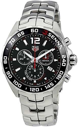 Tag Heuer Senna Special Edition Chronograph CAZ1015.BA0883