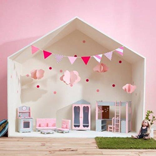 18 Inch Hello Kitty Flowers - Princess 18