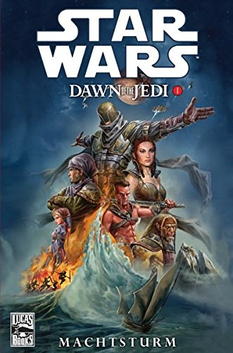 Star Wars Comics, Bd. 72: Dawn of the Jedi I - Machtsturm Taschenbuch – 18. Februar 2013 John Ostrander Jan Duursema Dan Parsons Panini