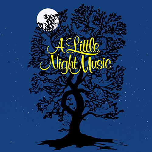 A Little Night Music (1973 Original Broadway Cast) Night Songs Cd