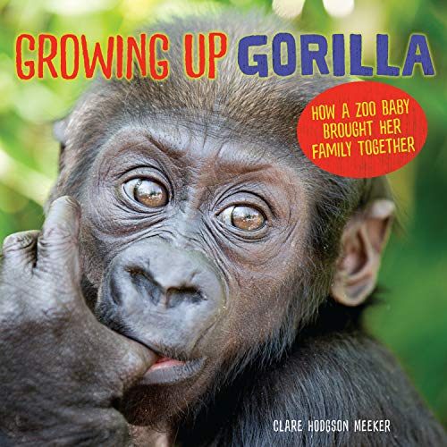 - Growing Up Gorilla: How a Zoo Baby Brought Her Family Together