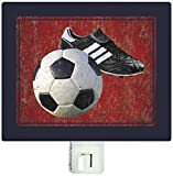 BR &Nameinternal - Give It Your All - Soccer 5x4 Night Lights, by Lori Siebert