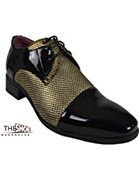 Men's Dress Formal SED4017 Wedding Lace-up Shoes