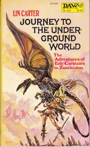 book cover of Journey to the Underground World