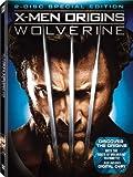 X-Men Origins: Wolverine (Two-Disc Special Edition) by Hugh Jackman
