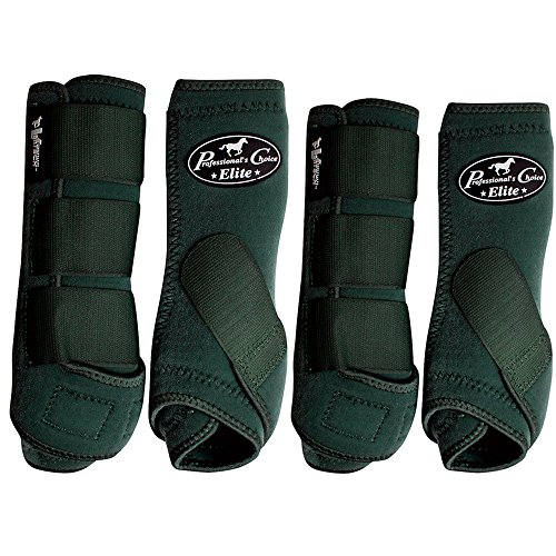 Professional's Choice Elite Sports Medicine Boots 4 Pack ()