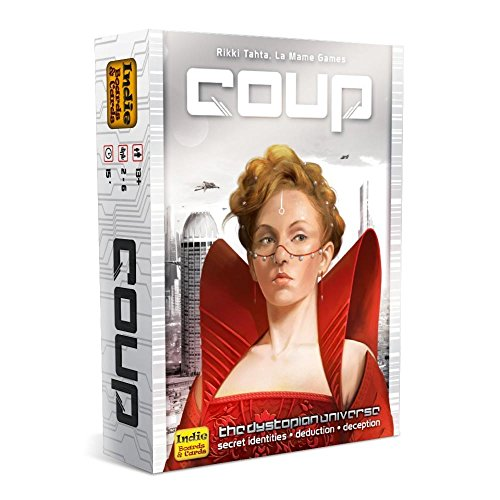 Coup (The Dystopian