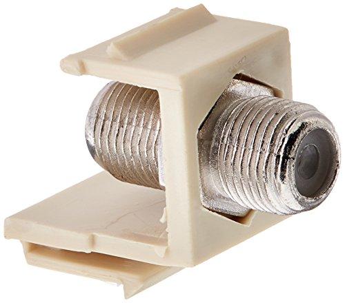 - Sterene 310-415IV-10 F Connector Keystone Insert