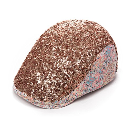 Summer fashion sequin berets/Lady Korean version of Joker Cap-A