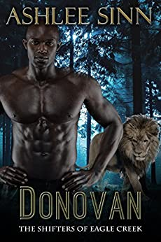 Donovan (The Shifters of Eagle Creek Book 1) by [Sinn, Ashlee]