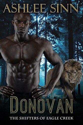 Donovan (The Shifters of Eagle Creek Book 1) by [Sinn, Ashlee]