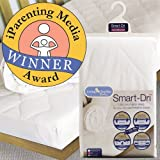 Smart-dri Waterproof Mattress Pad (award Winner) - Crib