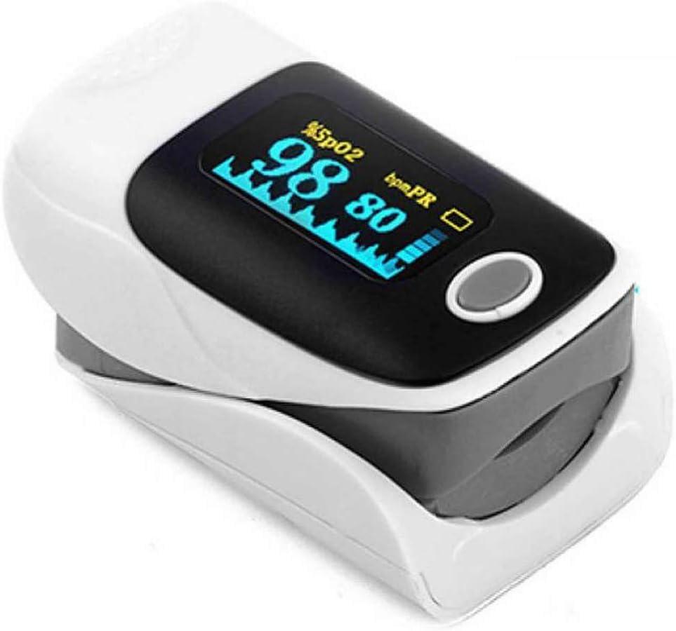 Oxímetro Pulso Dedo Pulsioximetro Medidor Digital De Oxígeno En Sangre Con Alarma, SPO2, Adultos, Niños, Para Uso Deportivo. TempIR Para Confiabilidad Y Excelente Atención Al Cliente