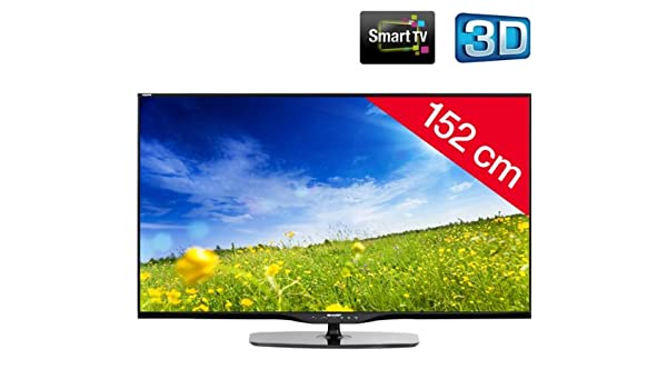 Sharp Aquos 60LE651E – Negro – Televisor LED 3D Smart TV + Soporte Mural Stile S800 – Negro: Amazon.es: Electrónica