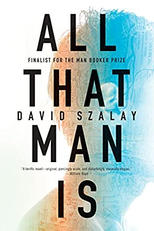 book cover of All That Man is