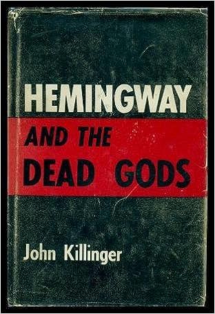 hemingway existentialism