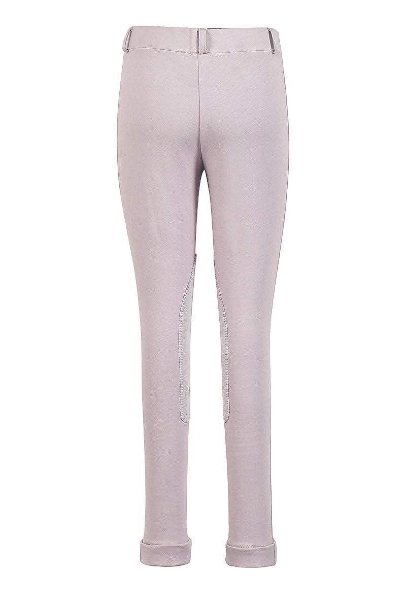 00ea077e25298f Amazon.com : TuffRider Girl's Starter Lowrise Pull-On Jods Breech : Riding  Breeches : Clothing