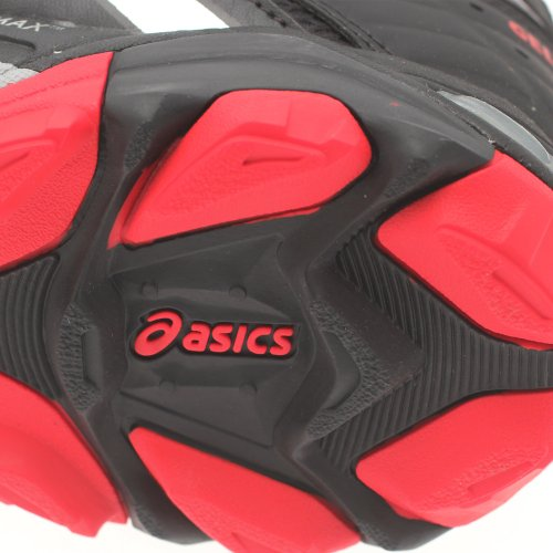 ASICS Negro Zapatillas Hockey BLACKHEATH GEL 4 1nRvqB81