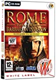 Rome Total War: Barbarian Invasion - Official Expansion Pack (PC CD)
