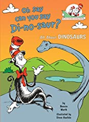 The Cat in the Hat makes another surprise appearance at Dick and Sally's house--only this time he makes his entrance riding atop a brachiosaurus! Soon, he's off, along with Dick and Sally, millions of years back in time to see how fossils wer...