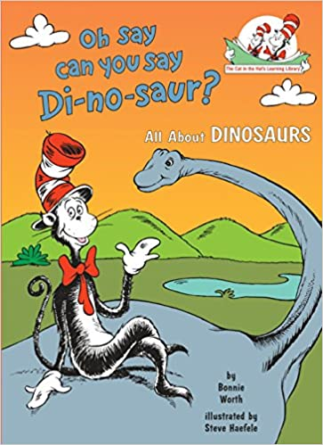 Image result for Oh Say Can You Say Di-no-saur?