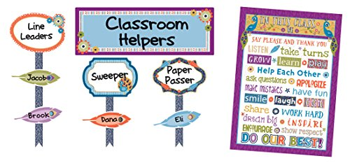 Carson Dellosa You-Nique Classroom Management Bulletin Board Set (110321)