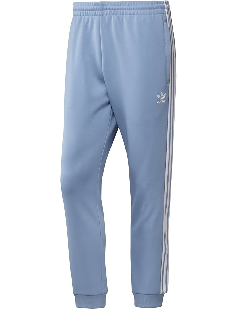 5967b7845f48 Amazon.com  adidas Originals Men s Originals Superstar Track Pants  Clothing