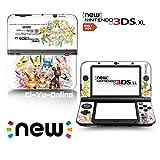 Ci-Yu-Online VINYL SKIN [new 3DS XL] - Eevee