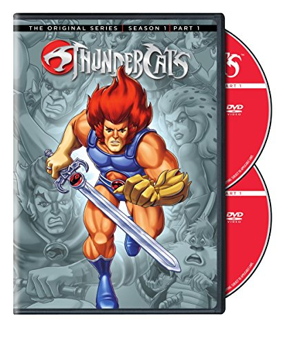DVD : Thundercats: Season 1, Part 1 (2 Disc)