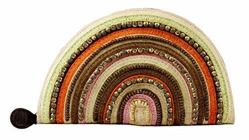Multicolor Cebra Bluebags 0hv2218 1x1x1 cm W x H x L Bolso de mano para Mujer