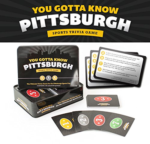 (You Gotta Know Pittsburgh - Sports Trivia Game)