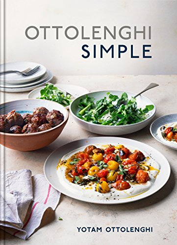 Ottolenghi Simple: A Cookbook cover