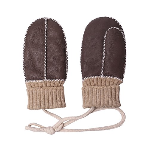 Furoom women's shearling sheepskin glove CLASSIC (Classic Shearling Gloves)