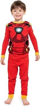 Marvel Heroes Avengers Assemble Character Short Pyjama Set BNWT Ages 3-10 204