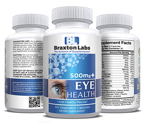 Bestselling Lutein Antioxidants