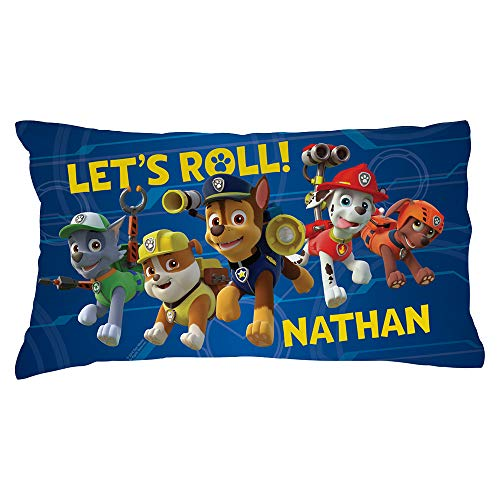 Personalized Planet Paw Patrol Puptastic Boys Let