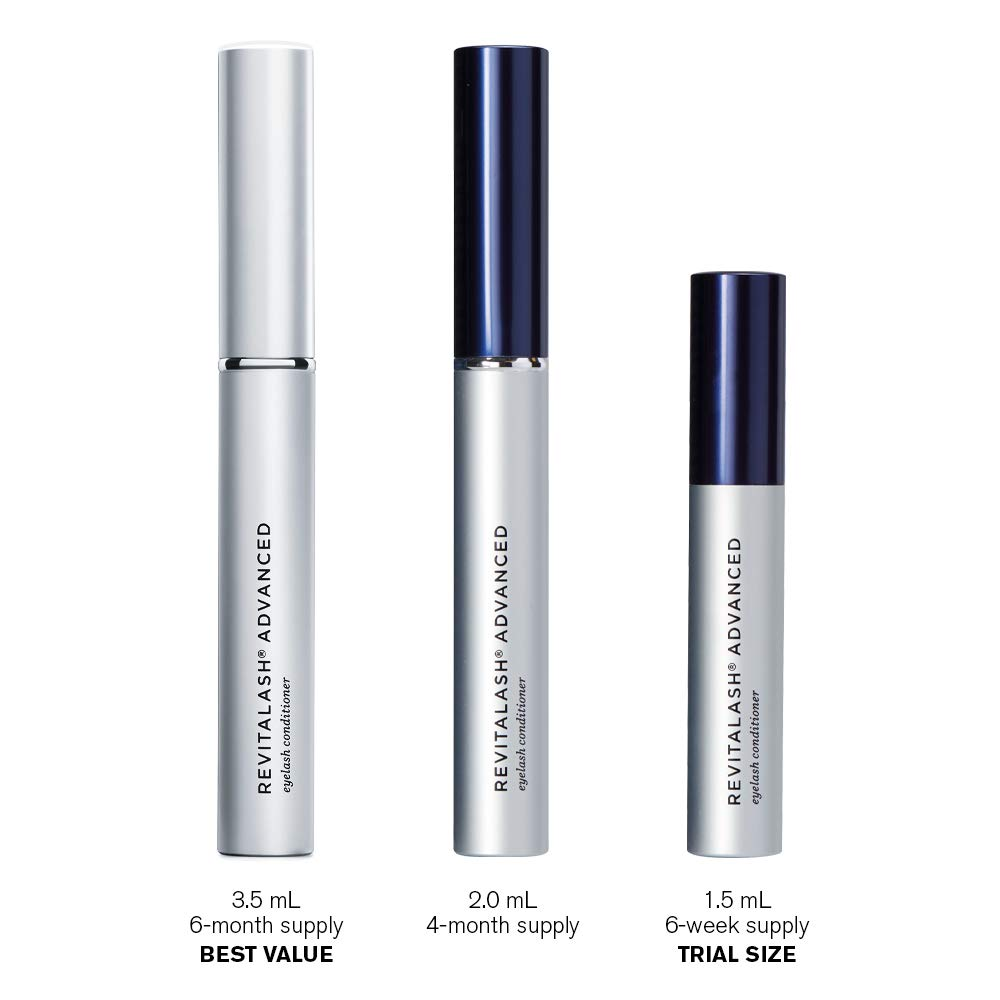 e5af3ce3913 Amazon.com: RevitaLash Cosmetics, RevitaLash Advanced Eyelash Conditioner  Serum, Physician Developed & Cruelty Free: Luxury Beauty