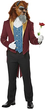 Brand New Storybook Beast Adult Costume