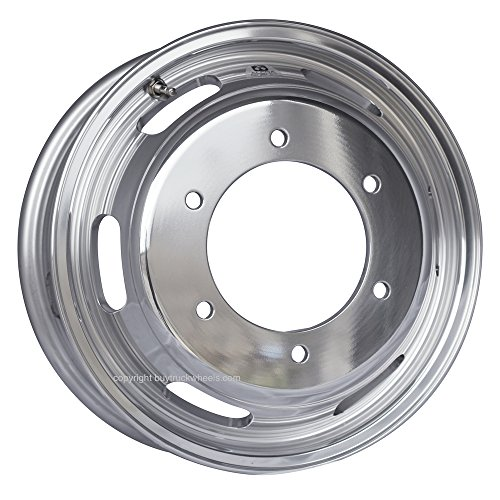 Alcoa 16'' x 5.5'' Dura Bright Front Wheel fits Freightliner & Mercedes Sprinter (250801DB) by Alcoa